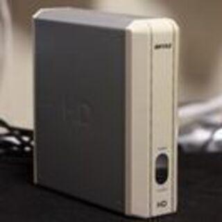 外付けハードディスクドライブ(HDD) 250GB