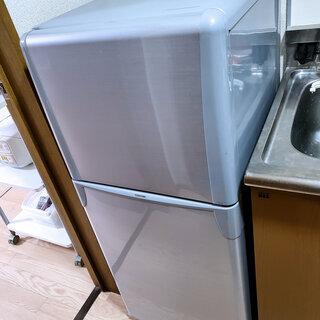 東芝冷凍冷蔵庫 YR-12T(S) お渡し7/13~15 引き取り...