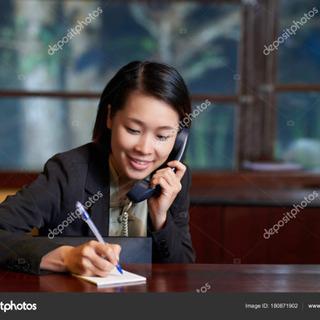 【日常英会話が話せる方‼️】ホテル電話受付