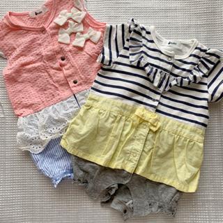 【〜7月中旬迄】女の子 ブランド服 4枚セット