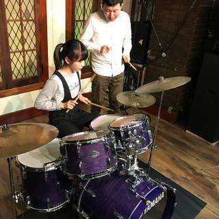 【体験】  8/10 (日) 限定!!  ドラム&カホン