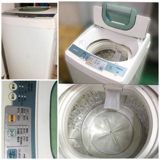 🚛配達可能🌀HITACHI 全自動電気洗濯機 5KG🔰当日配達🚛