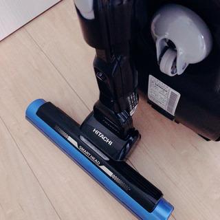 HITACHI サイクロン掃除機 cv s100J - 家電