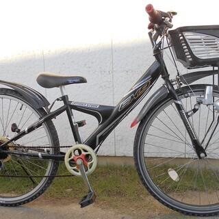ブリヂストンEX9ジュニアマウンテンバイク26インチBAA