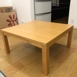 コタツ  炬燵   食卓