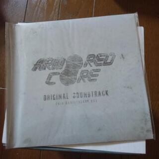 アーマード・コア 20周年サウンドトラックボックス − 新潟県