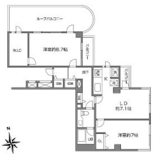 石川台 エアコン2基、ガスコンロ3口、エレベーター、オートロックe...
