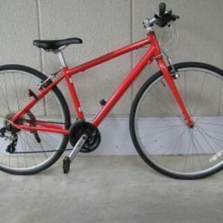 再投稿(中古)ライトウェイ・アルミフレームクロスバイク(700-...