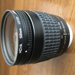 ニコン純正レンズ Nikkor 28-80mm F3.3-5.6