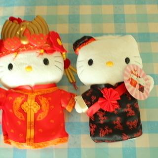 ハローキティ ぬいぐるみ 中国の結婚式