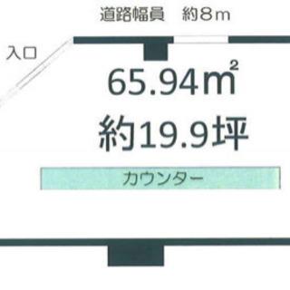 ラーメン屋居抜き物件♫希少1階角地♫六甲道駅まで5分♫