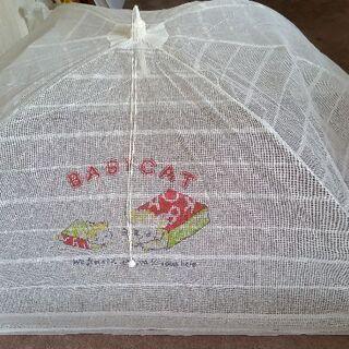 赤ちゃん蚊帳