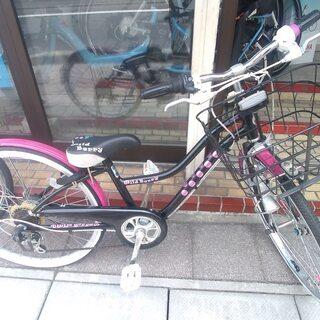 24インチ 子供自転車 ブリジストン ワイルドベリー