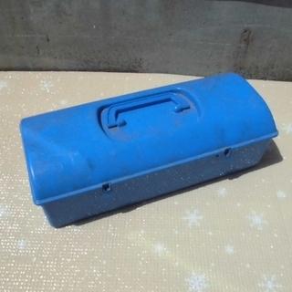 ★お値下げ★JM3307)プラスチック系工具箱 パンク修理用品セ...