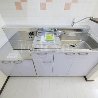 嬉しいエアコン付物件◆清潔感のある白を基調とした内装♪ロードヒーテ...