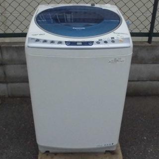 Panasonic/パナソニック 全自動洗濯機 NA-FS80H3...