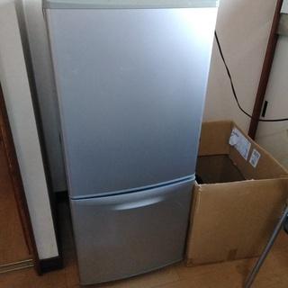 2ドア冷蔵庫National NR-B142J