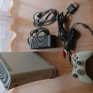 XBOX360(ソフト10本、HDD20GB、D端子ケーブル、特...