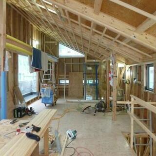 住宅店舗リフォーム、増築、新築致します。