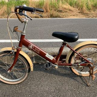 16サイズ 自転車