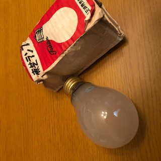 昭和レトロ 東芝ランプ