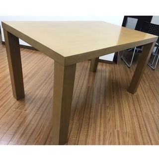 【美品】≪ 120 x 75 ≫ ダイニングテーブル テーブル ...