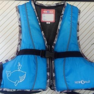 1269★救命胴衣、子供用、Sサイズ