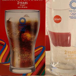 コカコーラ東京2020オリンピック記念グラス - 三沢市