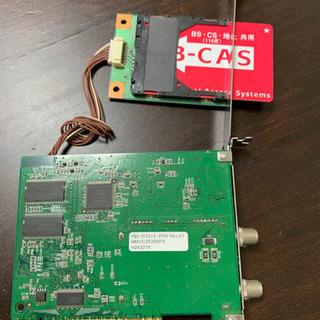地上デジタル/BS/CS用 ビデオカード