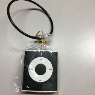 MP3プレイヤー  黒色  新品です