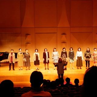 合唱団員募集中 女性合唱コールドルチェ文京