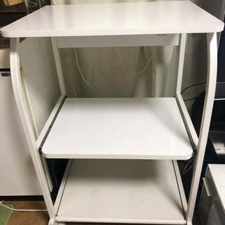 キッチン•調理家電棚 差し上げます。