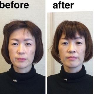 お顔の土台、肌、筋肉 三方面からアプローチ!トリニティーメソッドお...