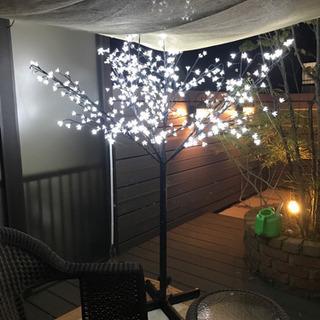 LEDライトツリー(屋外・屋内用)