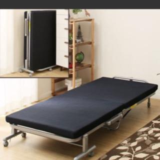 折りたたみベッド(ニトリ)