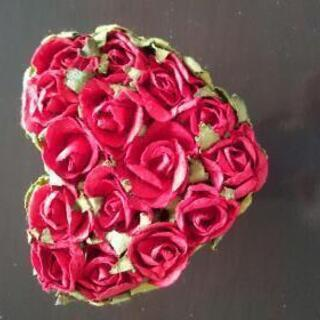 バラの小箱 ハート+1個 オマケ