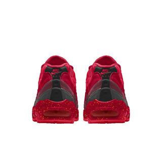 【新品・未使用】エアマックス 95 【廃盤色】レッド・レッド - 靴/バッグ