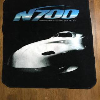 新幹線 N700系 タオル 新品未使用 しんかんせん