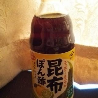 ポン酢、360mL、ヤマサ昆布ぽん酢、未開封、賞味期限2020-...