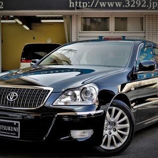 トヨタ クラウンマジェスタ Cタイプ ブラック 綺麗な1台!ミツ...