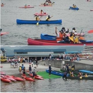 8月10~11~12日 京都 笠置キャンプ場 キャンプとカヌー体...