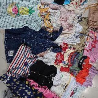 値下げします!女児の夏服いっぱいです。