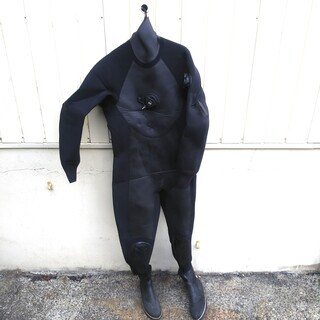 NJ065 ウェットスーツ 3着セット メンズサイズ 中古 良品