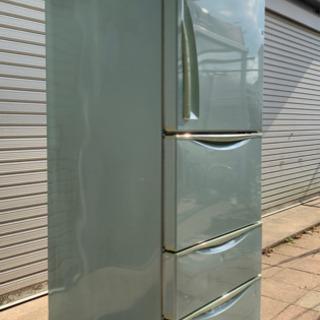 FUJITSU 4ドア冷凍冷蔵庫 97年製 ER-V42KC-a