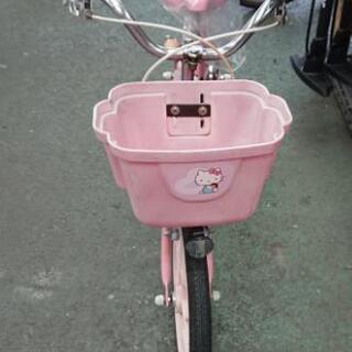 整備済み‼️16インチ・子供自転車①