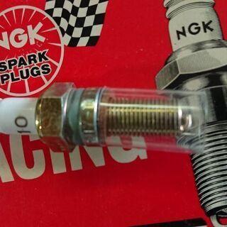 レーシングプラグ未使用品