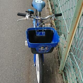 整備済み‼️子供自転車・18インチ(ミッキー)