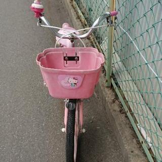 整備済み‼️18インチ・子供自転車②