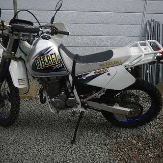 スズキジェベル250XC SJ45A