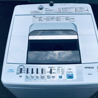 439番 日立✨日立全自動電気洗機😘NW-6JY‼️
